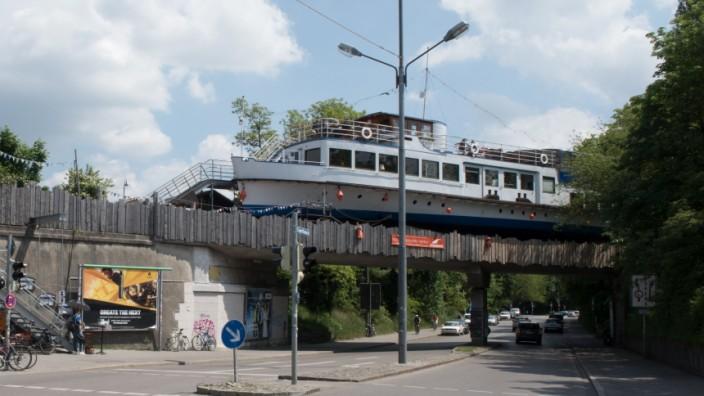Die Alte Utting in München.