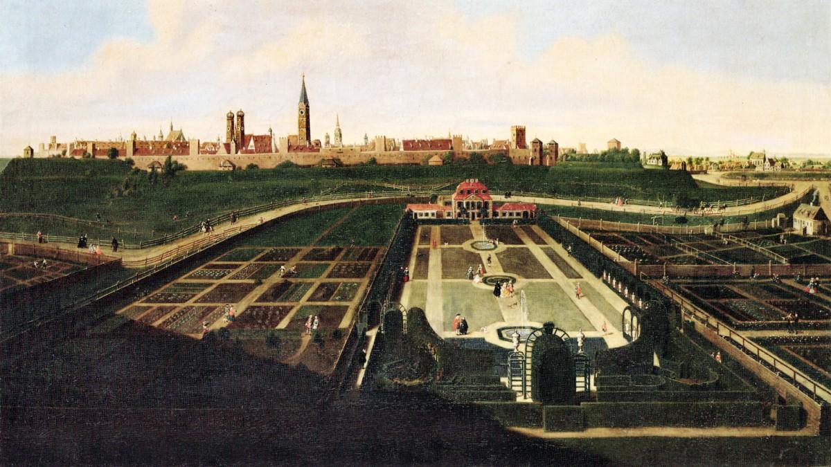 Historische Gärten in München: Verlorenes Grün