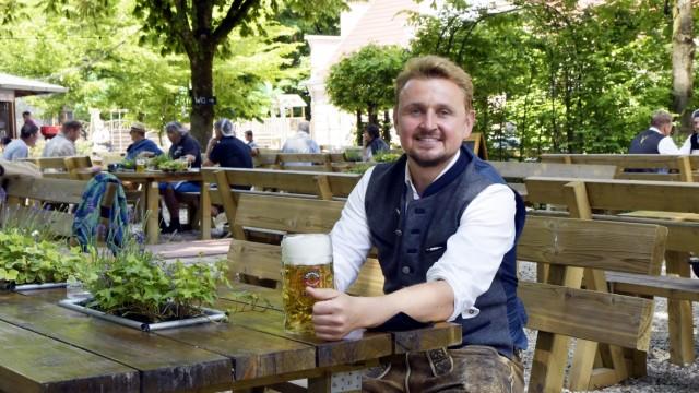 Corona Biergärten Wirte