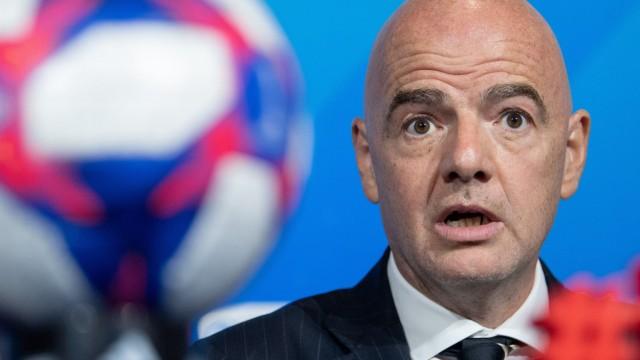 FIFA weist Vorwürfe gegen Infantino zurück