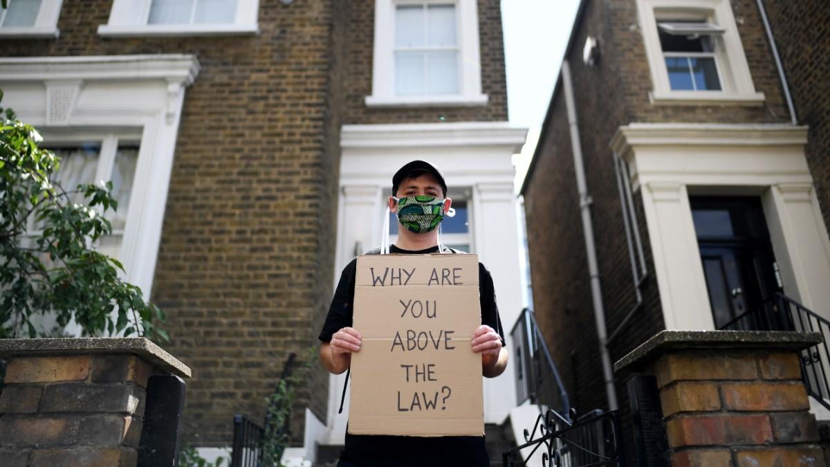 Großbritannien: Ein Tweet, der Tabus sprengt