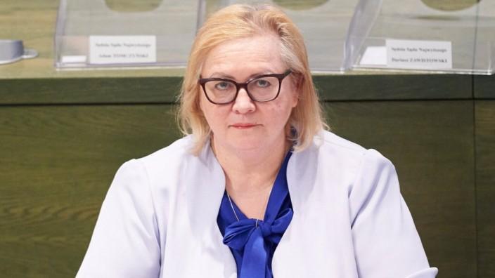 Malgorzata Manowska becomes the new president of the Supreme Court President Andrzej Duda chooses judge Malgorzata Manow