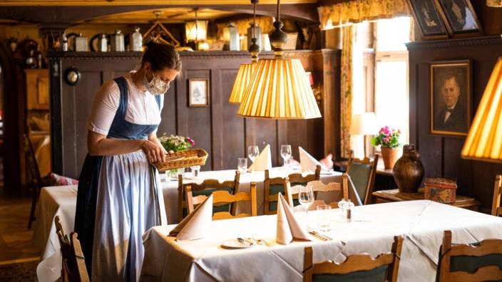 Gastronomie öffnet wieder für Gäste
