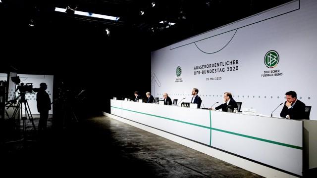 Extraordinary Virtual DFB-Bundestag