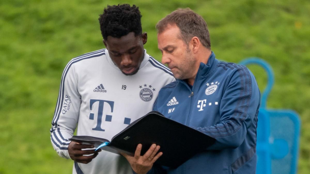 FC Bayern gegen BVB: Mahnende Worte von Hansi Flick