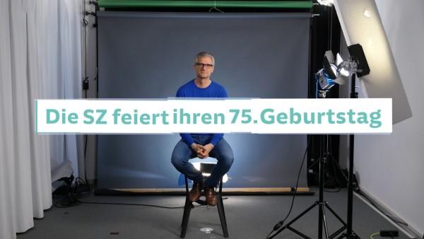 75 Jahre Video Sebastian Beck