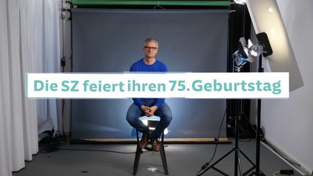 75 Jahre Video Sebastian Beck