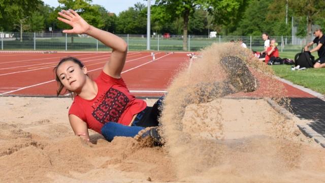 Emmering Leichtathletik