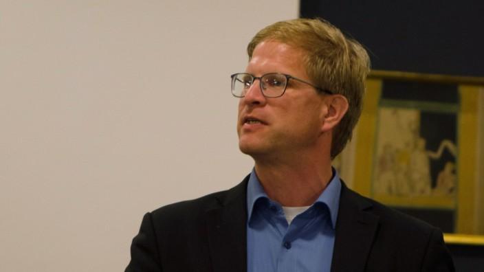 Felix Weisbrich, Veranstaltung Stadt für alle Stadt von allen? Bürgerbeteiligung als Weg zur enkeltauglichen Stadt