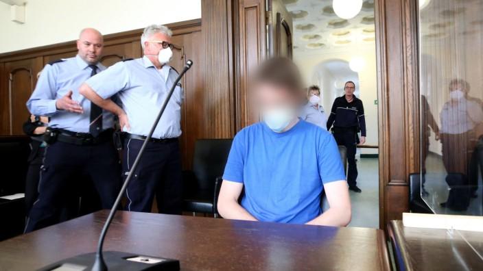 Prozess im Missbrauchsfall Bergisch Gladbach gegen Soldat