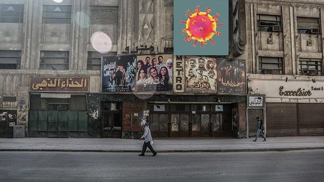 Coronavirus - Eid al-Fitr in Ägypten