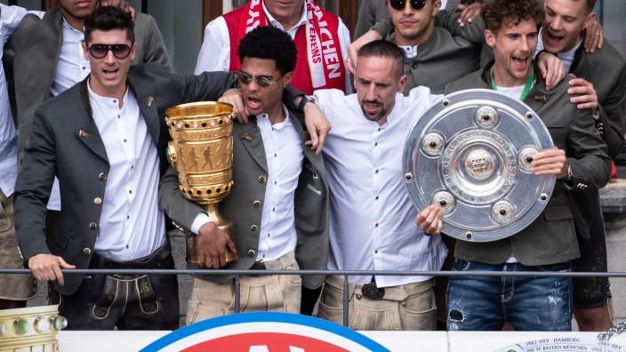 Meisterfeier FC Bayern München