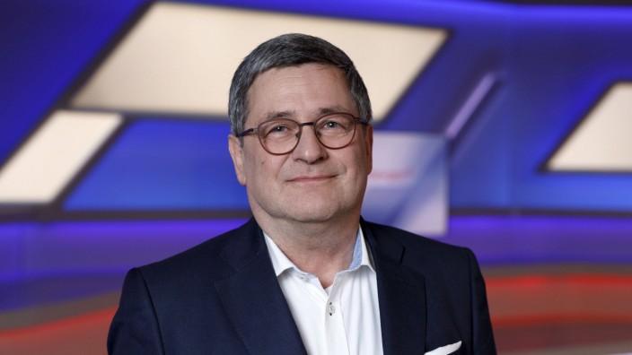 Roland Tichy in der ARD Talkshow Maischberger im WDR Studio BS 3 Köln 20 03 2019 *** Roland Tichy