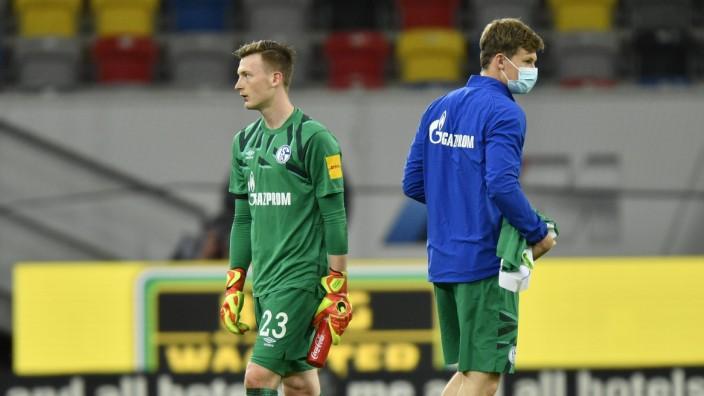 FC Schalke 04: Die Torhüter Markus Schubert und Alexander Nübel