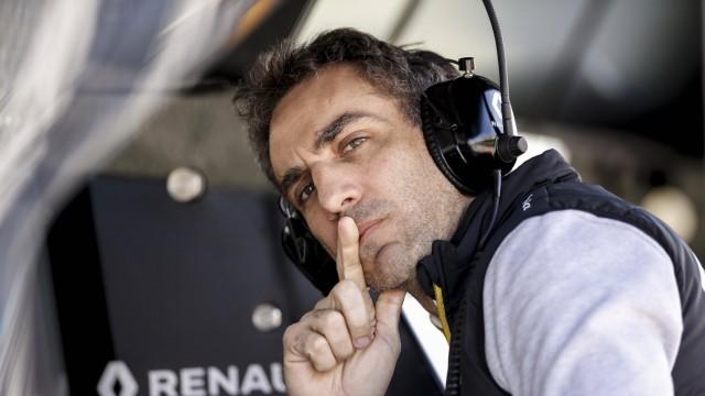 Motorsports: FIA Formula One World Championship, WM, Weltmeisterschaft 2020, Preseason Testing in Barcelona, Cyril Abite