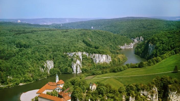 Artenvielfalt: Der neue Naturwald am Donaudurchbruch wird gute 150 Hektar größer sein als die bisherigen Schutzgebiete mit dem Nationalen Naturmonument.