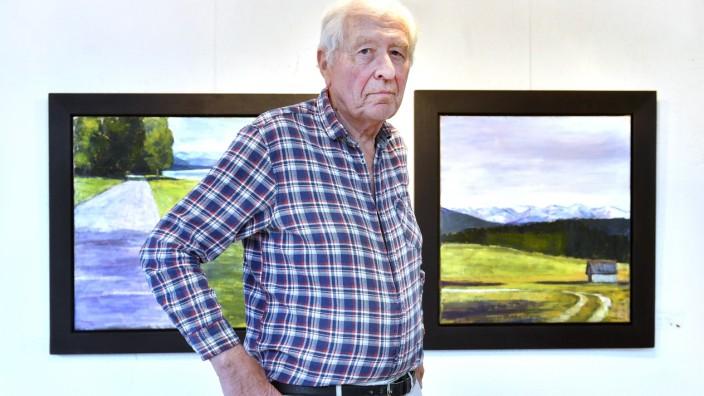 Starnberg, Galerie Thoma, Ausstellung Reiner Wagner
