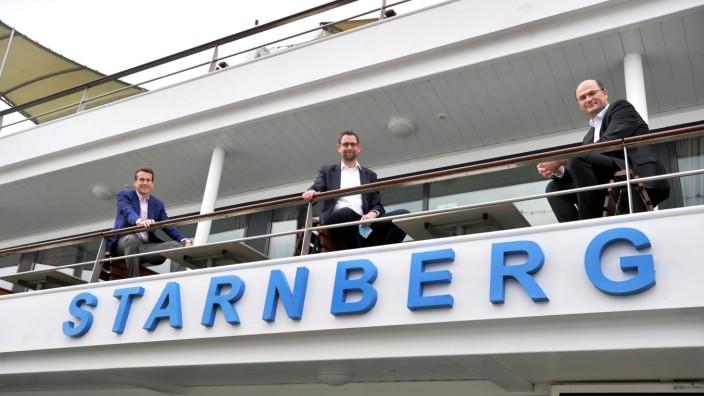 Starnberg: bayrische SeenSchiffahrt - neues Hygienekonzept