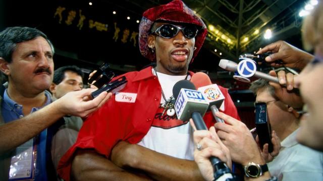 1996 NBA Finals Game 5: Chicago Bulls vs. Seattle SuperSonics