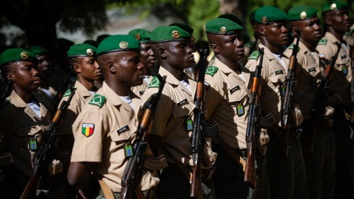 Terrorgruppen in der Sahelregion