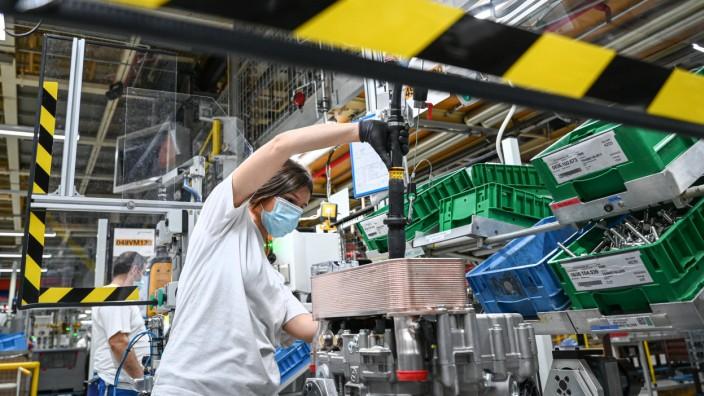 Coronavirus - ZF Friedrichshafen fährt Produktion wieder hoch