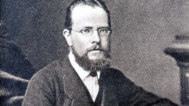 Hermann von Barth (1845-1876)