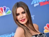 Sofia Vergara arriving at the Americas Got Talent Season 15 Kick Off in Pasadena, California - March 4, 2020 - Americas