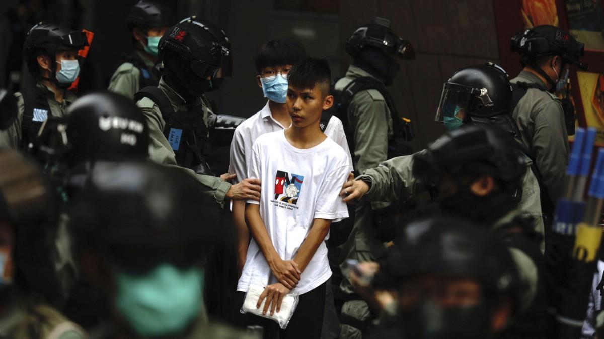 Hongkong: Jetzt bleiben nur noch wenige Wochen