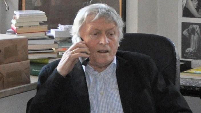 """""""manuskripte""""-Herausgeber Alfred Kolleritsch gestorben"""