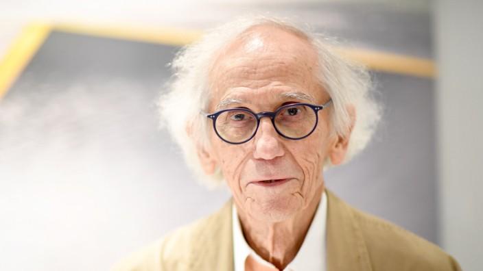 Künstler Christo ist gestorben