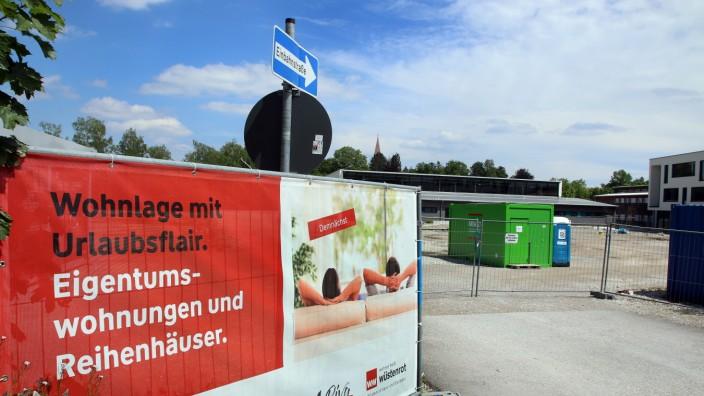 Prix-Gelände wird Wohngegend