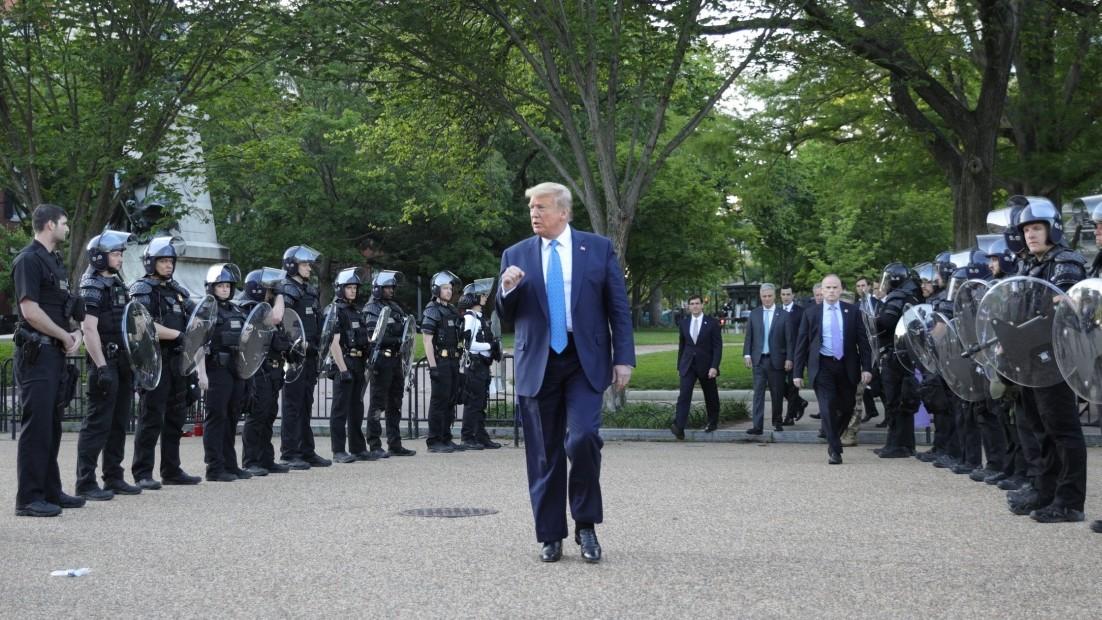 Trump ist eine Gefahr für die nationale Sicherheit