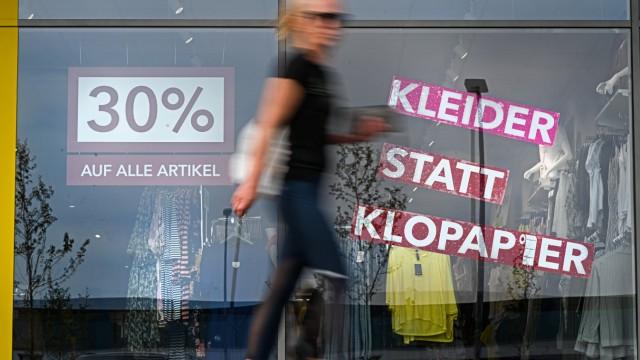 Einzelhandel leidet in der Corona-Krise