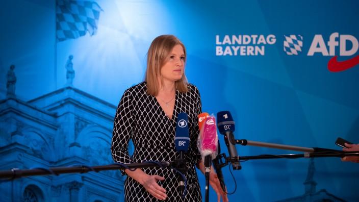 Fraktionssitzung der bayerischen AfD