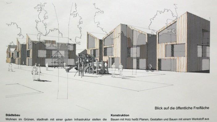 Architekturwettbewerb zum Schmucker-Areal