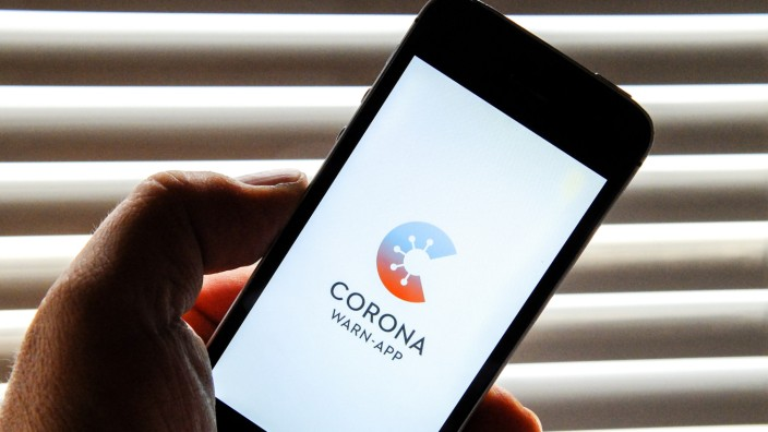 Corona Warn-App soll kommen