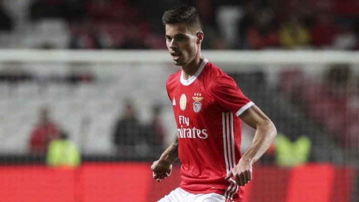 Benfica Lissabon. Julian Weigl bei einem Spiel im portugiesischen Pokal