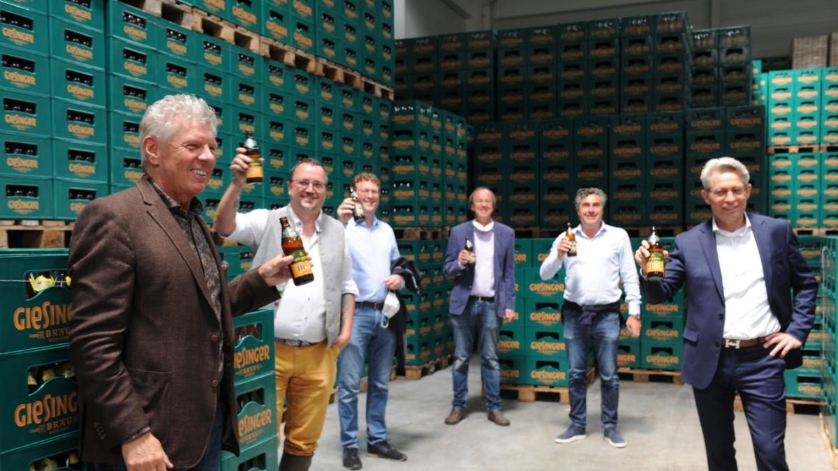 München: Giesinger Bräu eröffnet neue Brauerei