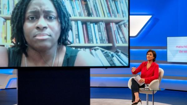 Maischberger-Sendung zum Thema Rassismus