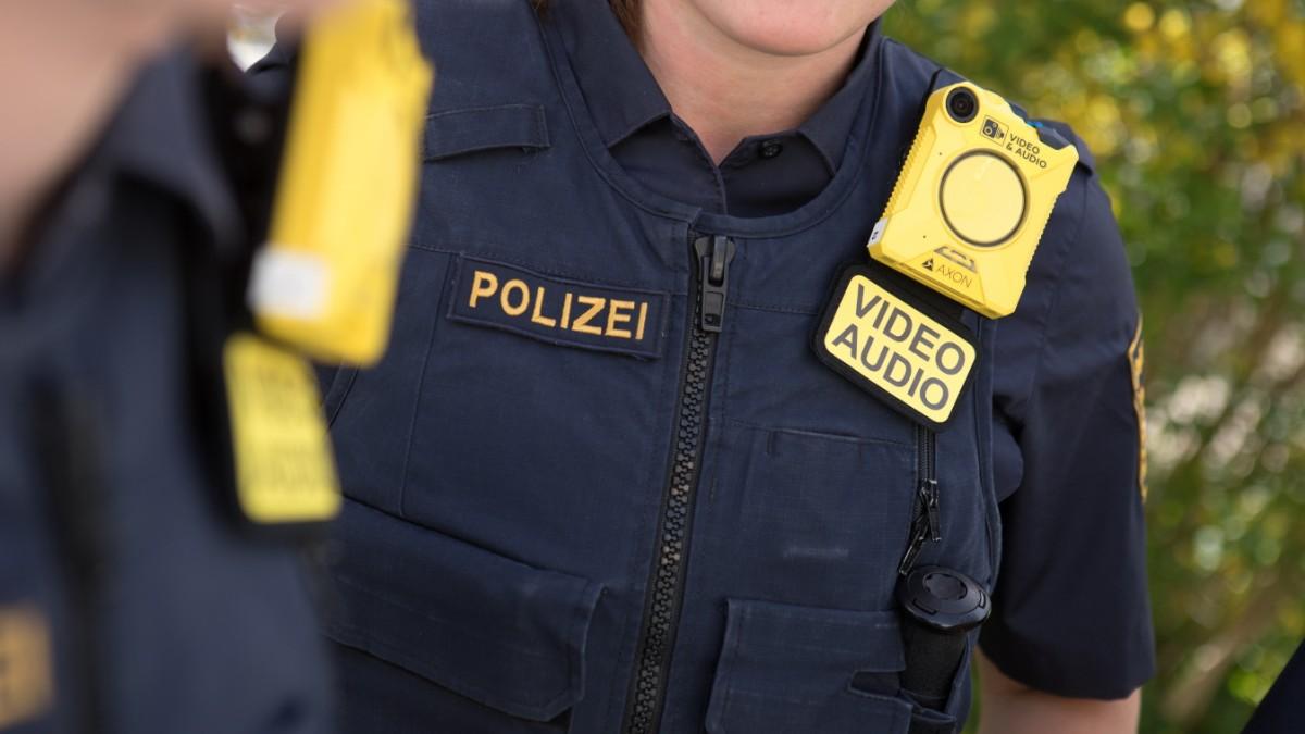 Bayern: Gewalt gegen Polizisten nimmt zu