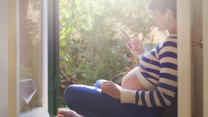 Digitale Schwangerschafts- und Rückbildungskurse