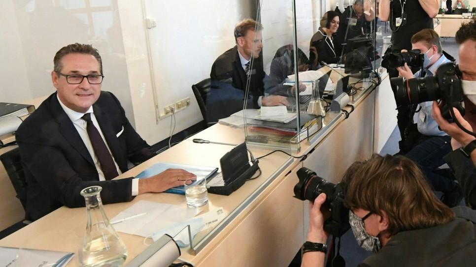 Österreich: Strache vor Ibiza-Untersuchungsausschuss
