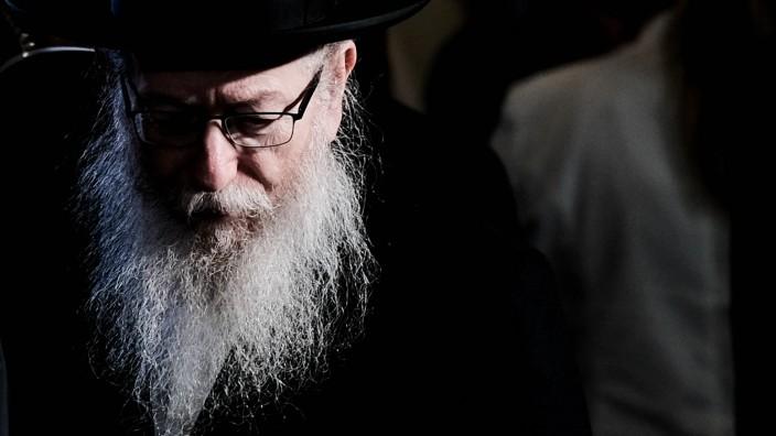 October 4 2018 Jerusalem Israel Israel s Deputy Health Minister YAAKOV LITZMAN of the ultra