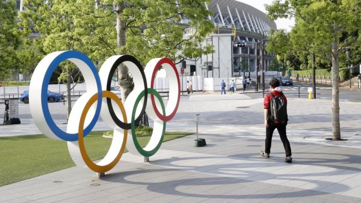 Coronavirus - Olympische Spiele in Tokio