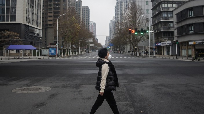 Daily Life In Wuhan During Lockdown