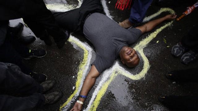 LR police brutality teaser