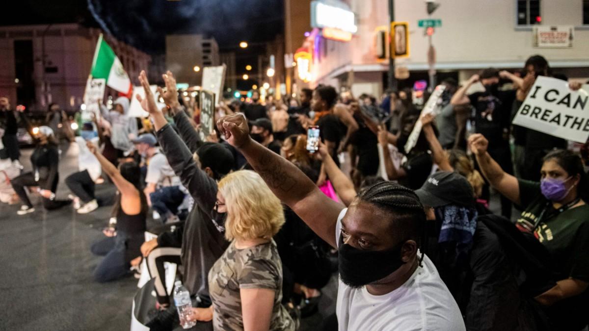 Proteste in den USA: Die unvereinigten Staaten