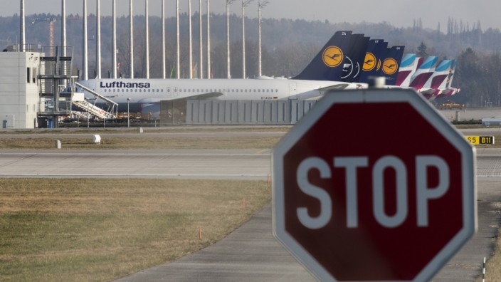 Coronavirus - Lufthansa-Tochter Eurowings