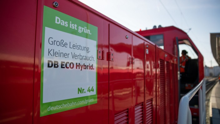 Bayern tritt bei Hybridzug-Projekten auf der Stelle