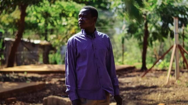CENTRAL AFRICAN REPUBLIC - Dominic Ongwen LRA; Dominic Ongwen